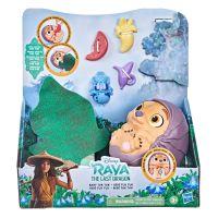 F1393_001w Figurina Disney Raya and the Last Dragon - Baby Tuk Tuk