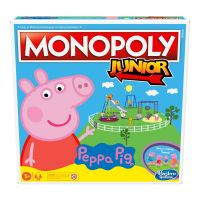 F1656_001w Joc Monopoly Junior, Peppa Pig