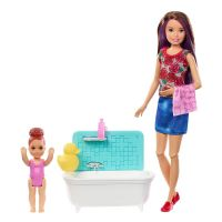 FHY97_2018_001w Set de joaca Barbie Skipper Babysitter INC, FXH05