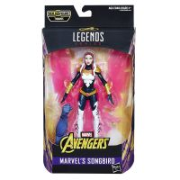 Figurina Avengers Legends - Songbird, 15 cm