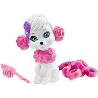 Figurina Barbie Endless Hair Kingdom - Animale de companie