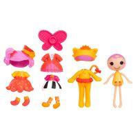 Figurina Lalaloopsy Minis Colectia Style 'N' Swap - Peanut Big Top