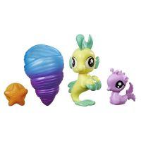 Figurina My Little Pony Ponei de mare - Lily Drop