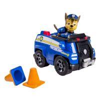 Figurina Paw Patrol, Chase si masina Swat