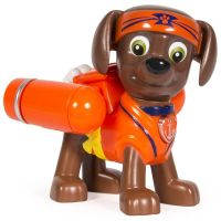 Figurina Paw Patrol Hero - Pup-Fu Zuma, 6 cm