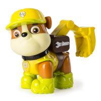 Figurina Paw Patrol  Jungle Rescue - Rubble