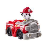 Figurina cu masinuta Paw Patrol - Marshall
