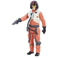Figurina Star Wars Force Link - Poe Dameron, 10 cm