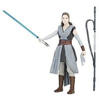 Figurina Star Wars Force Link - Rey, 10 cm