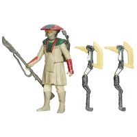 Figurina Star Wars Snow Mission - Constable Zuvio, 9.5 cm