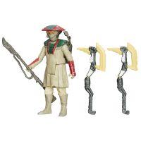 Figurina Star Wars Snow Mission - Constable Zuvio, 9.5 cm