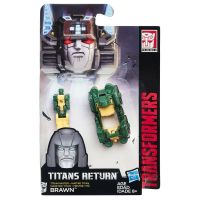 Figurina Transformers Titan Master - Brawn