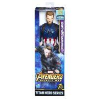 Figurina Avengers seria Titan Hero Captain America, 30 cm