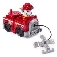 Figurina cu vehicul de pompieri Paw Patrol - Marshall