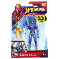 Figurina de actiune SpiderMan Quick Shot, Hobgoblin, 15 cm
