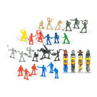Figurina flexibila Toy Major - figure head tube DV4745