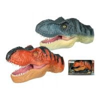 Figurina flexibina Toy Major Soft T-Rex Puppet W2260DA