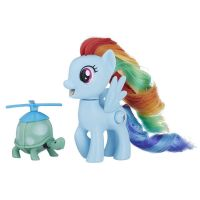 Figurina My Little Pony Friendship is Magic - Rainbow Dash