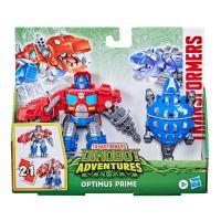 Figurina Rescue Bots, Transformers, Dinobot Defenders, F31105