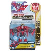 Figurina Transformers Cyberverse Action Attacaers Warrior Windblade
