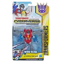 Figurina Transformers Cyberverse Action Attackers Warrior Starscream