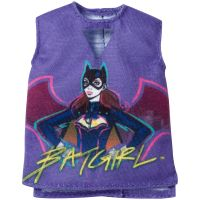 FLP40_2018_004w Bluza pentru papusa Barbie Batgirl FXJ83