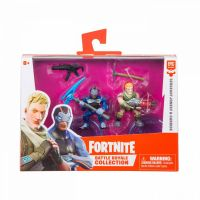 FORT63507_003w Set 2 figurine articulare Fortnite, Carbidesi Sgt si Jonesey, W1