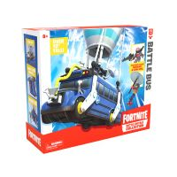 FORT63512_001w Set 2 figurine Fortnite, Burnout si Funk Ops, Battle Bus