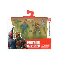 FORT63515 Battlehound si Fly Trap Set 2 figurine Fortnite S2 - Battlehound si Fly Trap