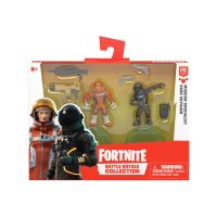 FORT63515 Mission Specialist si Dark Voyager Set 2 figurine Fortnite S2 - Mission Specialist si Dark Voyager