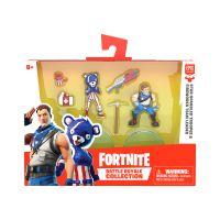 FORT63516_002w Set 2 figurine Fortnite, Star-Spangled si Fireworks Team Leader S1 W3 (63545)
