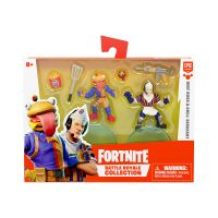 FORT63516_006w Set 2 figurine Fortnite, Beef Boss si Grill Sergeant S1 W3 (63543)