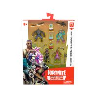 FORT63520 Port A Fort Set de figurine Fortnite S2 - Port a Fort