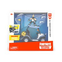 FORT63554_001w Set de joaca cu figurina si vehicul Fortnite, Kart si Drift
