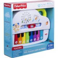 GXR68_001w Jucarie bebelusi Fisher Price, Laugh and Learn, Pian interactiv