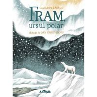 Fram, ursul polar, Cezar Petrescu