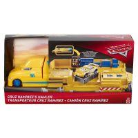 FRJ07 FLK11 Set de joaca Mega Transportatorul Disney Cars, Cruz Ramirez FLK11