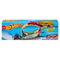 FTH79 FTH82 Set de joaca Circuit cu masinuta si obstacole Hot Wheels, Loop Star, FTH82