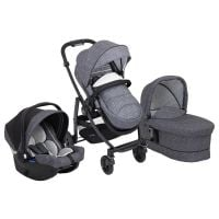Carucior Graco Evo, 3 In 1, Suits Me