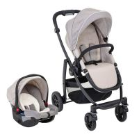 G7CL99TALEU_001 Carucior 2 In 1, Graco Evo Ts Toasted Almond