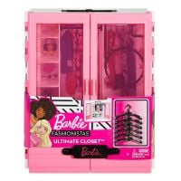 GBK11_001w Set de joaca Barbie Fashionistas, Dressing