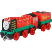GCK94_008w Locomotiva cu vagon Thomas and Friends, Yong Bao FXX14