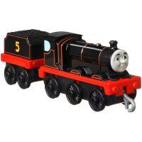 GCK94_010w Locomotiva cu vagon Thomas and Friends, James GHK69