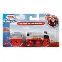 GCK94_016w Locomotiva metalica, Thomas and Friends, Merlin, FXX26