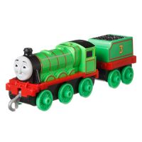GCK94 GDJ55 Locomotiva cu vagon Thomas and Friends, Henry GDJ55