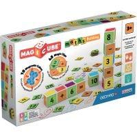 GEOM082_001w Joc de constructie magnetic Magic Cube, Maths Building