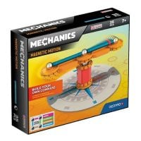 GEOM770_001w Joc de constructie magnetic Geomag Mechanics Motion, 35 piese
