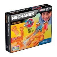 GEOM771_001w Joc de constructie magnetic Geomag Mechanics Challenge, 95 piese