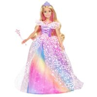 GFR45_001w Papusa Barbie Dreamtopia, Printesa balului regal