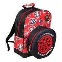 Ghiozdan si geanta pentru pranz detasabila Cars 3